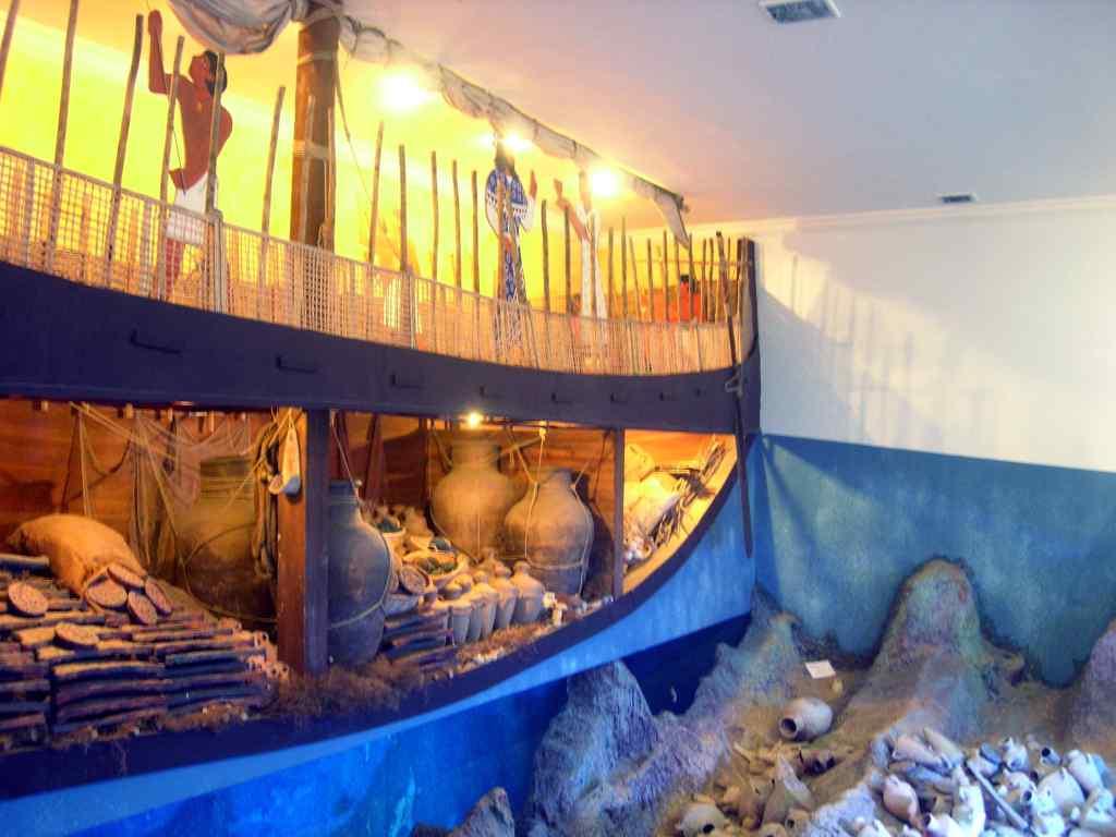 Bodrum sualtı arkeoloji müzesi müze gezmeyi sevmeyenleri bile